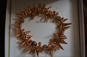 Renegade Cluster Bracelet (rose) - SOLD