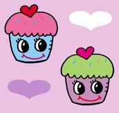 Cupcakes!!!!!!!!!!!!!