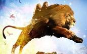aslan whan he came back to life