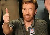 Chuck Norris approves this message.