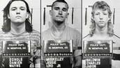 Mug shots of Convicted Murders