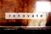 Start Renovate and grow in Christ