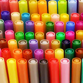 Recycle Markers!