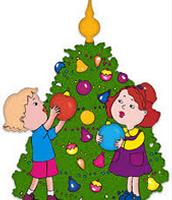 a decoraciones el árbol