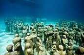 5,000 life sized human scultures