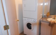 Space Saving Washer and Dryer