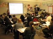 Tutorials on Middle School Math