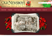 Old Newsboys of Flint