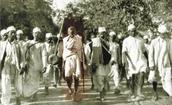 Salt March- 1930