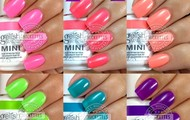 GELish's New Summer collection