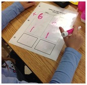 Math Activity-Adding Two Digit Numbers