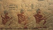 How did the people of Egypt use hieroglyphics