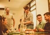 HomeDiningExperience is hiring cooks!