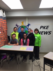 PKE Broadcast News - January 2016