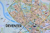 Deventer map