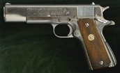 Colt .45 1911  Semi Automatic pistol