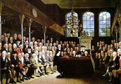 The Intolerable Acts were passed in Parliament
