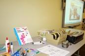 Summer Reading Workshop Pictures