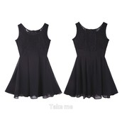 kids navy spring dress