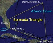 Three Points of the Bermuda Triangle