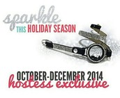 Our October - December Hostess Exclusive!