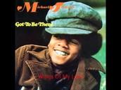 MJ's first album