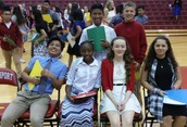 7th and 8th Grade Honors Night