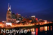 Marching Band and Choir Trip to Nashville Tennessee March 31-April 3