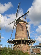 EXPO molen de Hoop