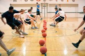 Wednesday Night: Dodgeball