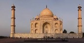 What Attachments Are On The Taj Mahal?
