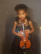 Talented CES First Grader Performs at Carnegie Hall