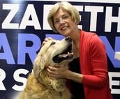 Elizabeth's love for dogs