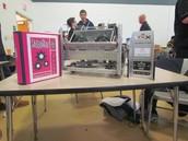 Congratulations BCIT Medford Robotics students!