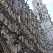 Cathedral in Belgium