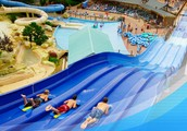 White Water - 13 Acres of Water Rides & Slides