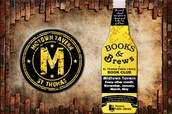 Books & Brews Book Club