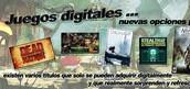 JUEGOS DIGITALES A TU ALCANCE!!!