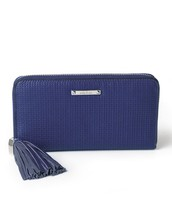Mercer Wallet- cobalt (gently used)