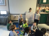 Mrs.Scallan's class RAK'ed us!!!