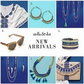 New arrivals!  Summer Collection is here