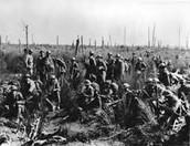 Battle of Argonne Forrest - September 26, 1918