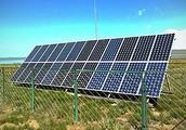 Solar energy is a renewable resource