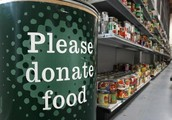 Canned Meat Donations for CCA Food Pantry