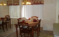SEPERATE DINING AREA