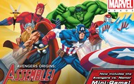 About Avengers Origins: Assemble!