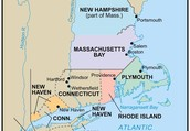 What aspects make the New England colonies superior to others?