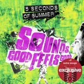 I would share the 5 Seconds of Summer album with the community!