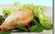 15-Minute Broiled Chicken Salad