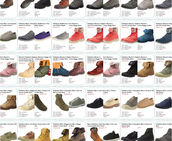 Compra las Palladium Boots en Panamá, mas de 50 Modelos Diferentes.